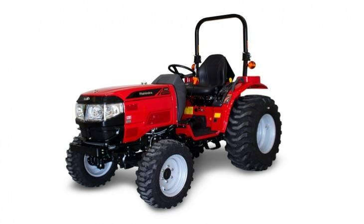 Mahindra 1526 Tractor