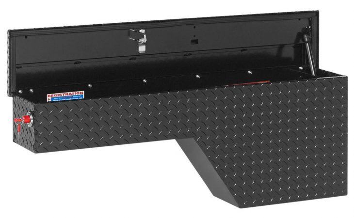 Small Truck Tool Box >> Pork Chop Box - Tool Boxes / Truck Boxes | Campway's Truck Accessory World