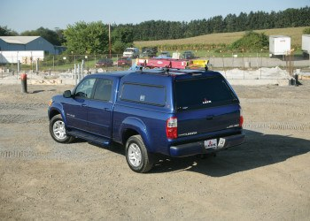 180CC Leer Camper Shell Truck Accessory