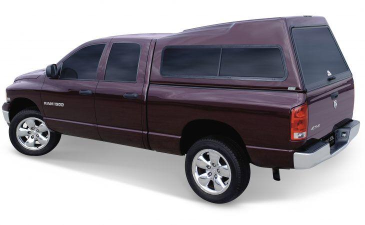 TW Series Truck Top on Dodge Ram