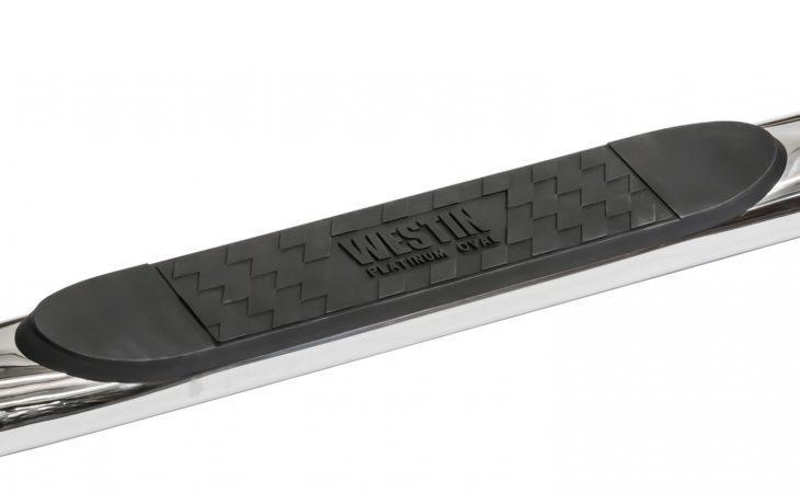 Westin Platinum Oval Plastic Step Pad