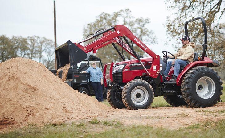 Mahindra 2638 Tractor - Tractors & Implements | Campway's