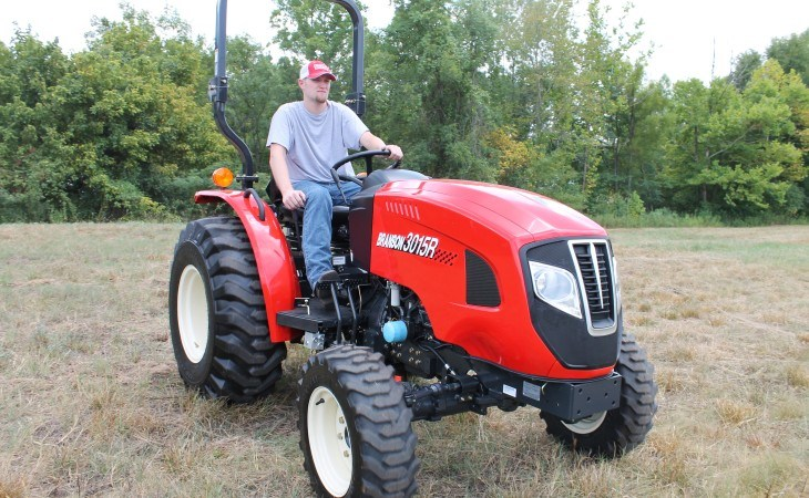 Branson 3015R - Tractors & Implements | Campway's Truck Accessory World