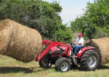 Mahindra 50 Hp Tractor