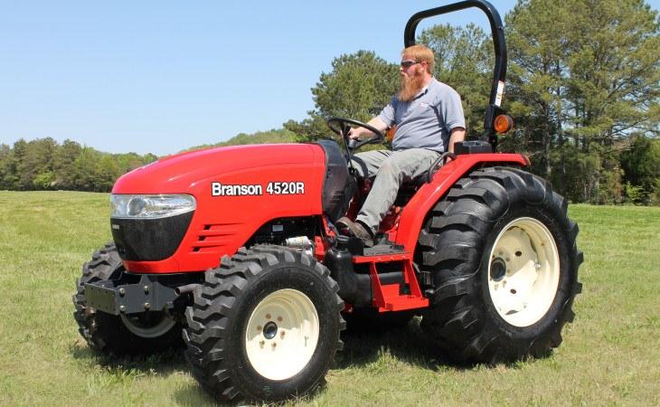 Branson 4520 Tractor No Loader