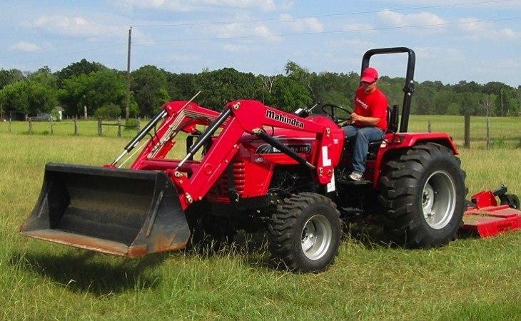 Mahindra 4550 Tractor