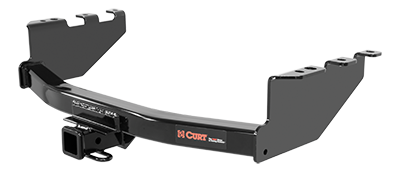 class 4 rear mounted trailer hitch
