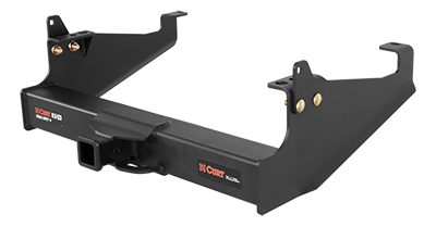 class 5 Xtra duty rear mounted trailer hitch