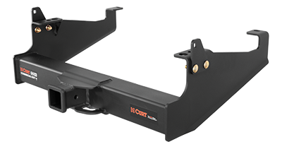 class 5 commercial duty rear mounted trailer hitch