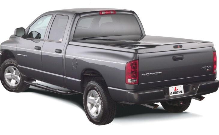 LEER 700 Tonneau Cover Truck Accessory