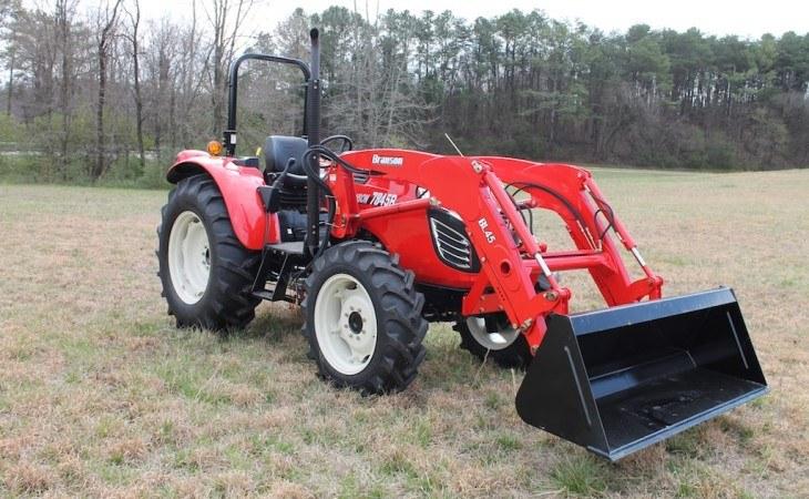 Branson 7845R Tractor