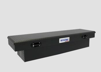 BetterBuilt SEC Crossover Truck Tool Box in Black