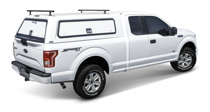 HD Series - Camper Shells | Campway's Truck Accessory World