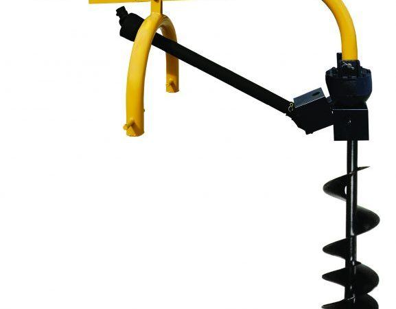 3-Point Tractor Post Hole Auger