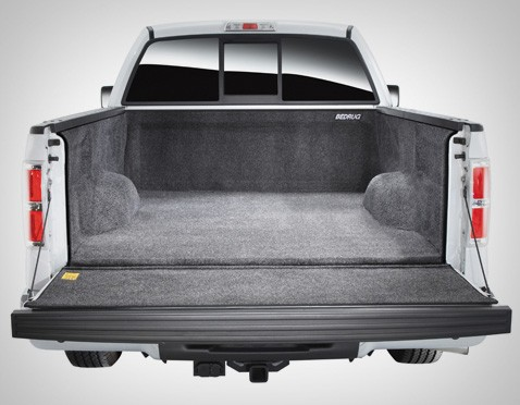 BedRug Bedliner installed in Truck