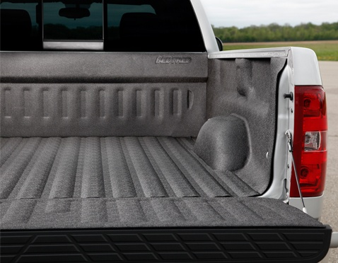 BedTred Pro Series in Truck