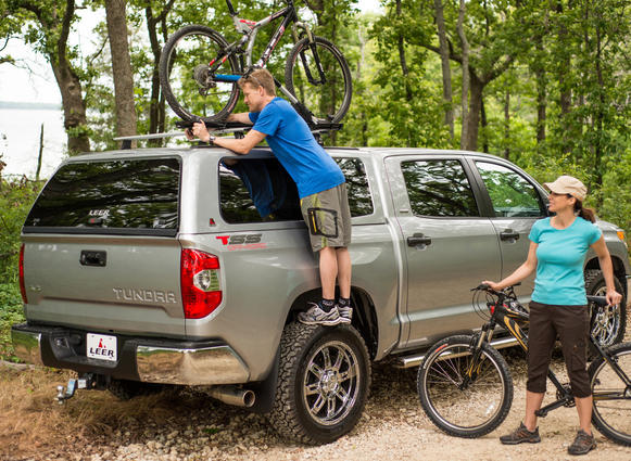 The Versatility Of A Camper Shell Campway S Truck