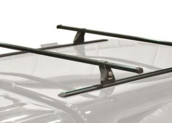 Roof Racks on Camper Shell