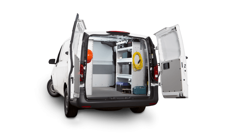 Van Accessory Package
