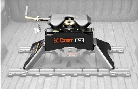 Curt fifth wheel hitch