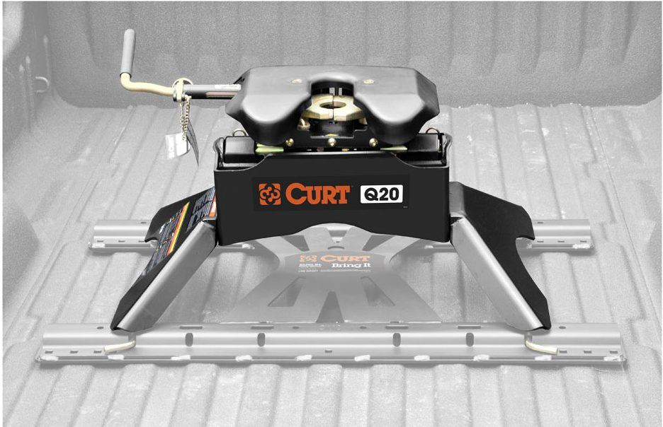 Curt Fifth Wheel Hitch >> The Different Types of Hitches | Campway's Truck Accessory World