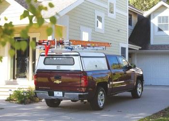 Century DCU Camper Shell Truck Accessory
