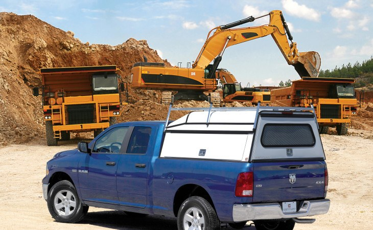 Century Camper Shell Truck Accessories