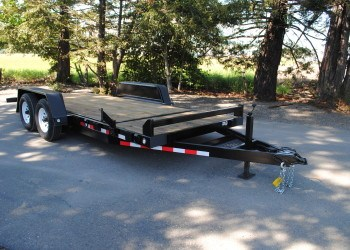 Fabform 183 10k Tilt Bed Trailer