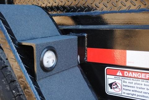 FabForm PT612-10KC Dump Trailer Recessed Marker Lights