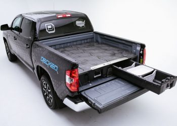 Decked Truck Bed Drawer System