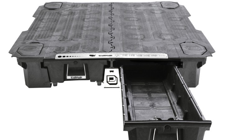 Truck Bed Tool Box With Drawers >> Decked Bed Drawer Slides - Tool Boxes / Truck Boxes ...