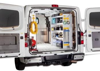 Ranger Design Mobile Service Package for Vans