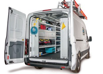 Van Accessories - Partitions and Tool Boxes