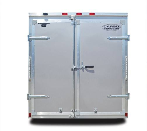 Cargo Express EX Series Trailer Double Door Rear