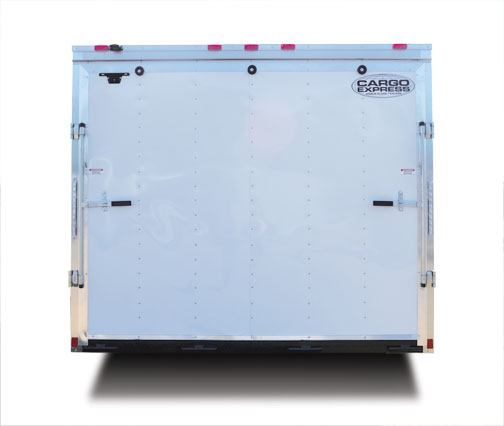 Cargo Express EX Series Trailer Rear