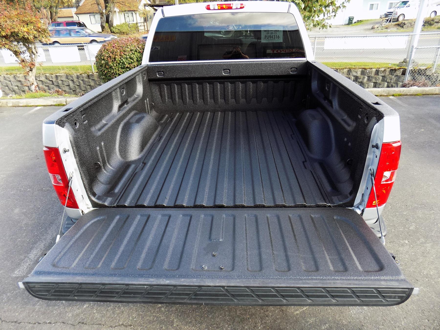Bed Liner Spray >> Truck Bed Liners Sacramento Campway S Truck Accessories
