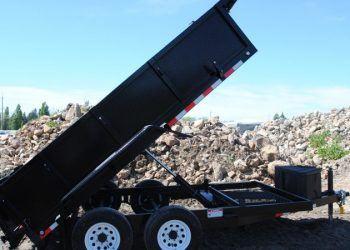 Dump Trailer - Fabform PT612-10KC