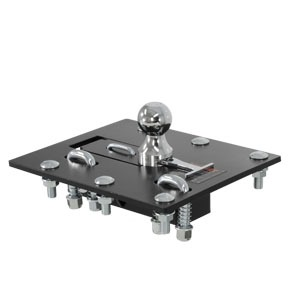 Curt Folding Ball Gooseneck Hitch