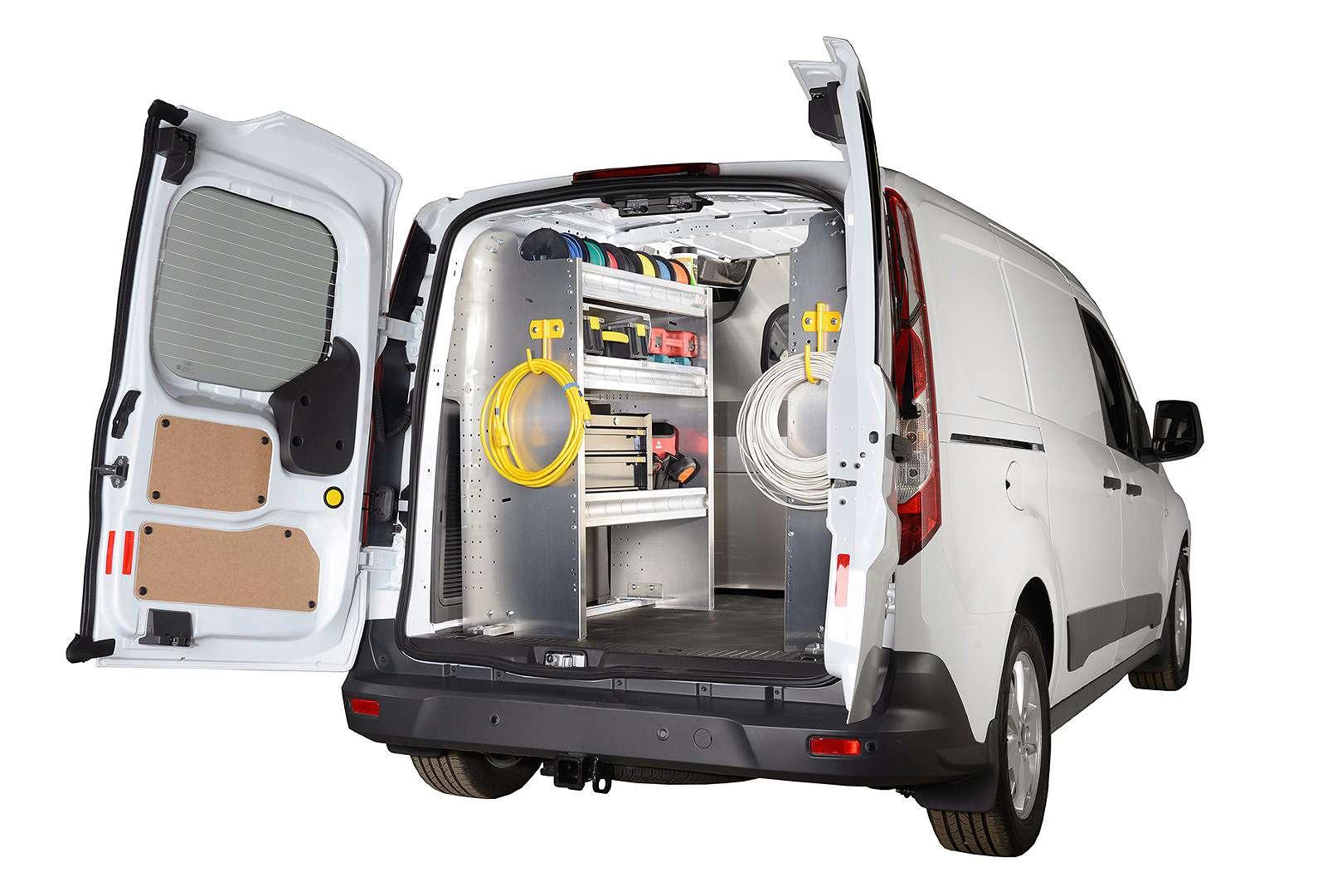 ranger design electrician package van packages campway. Black Bedroom Furniture Sets. Home Design Ideas