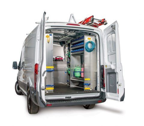 Ford Transit HVAC 2