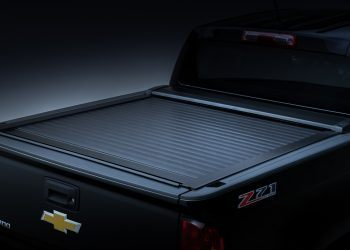 Fully Closed SwitchBlade Truck Lid