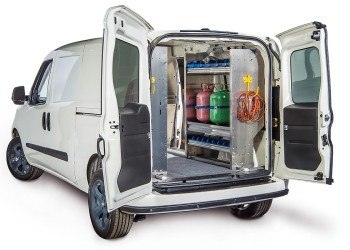 Ranger Design HVAC Package for Vans