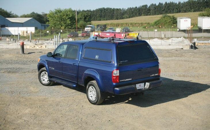 Century High-C Camper Shell Truck Accessory