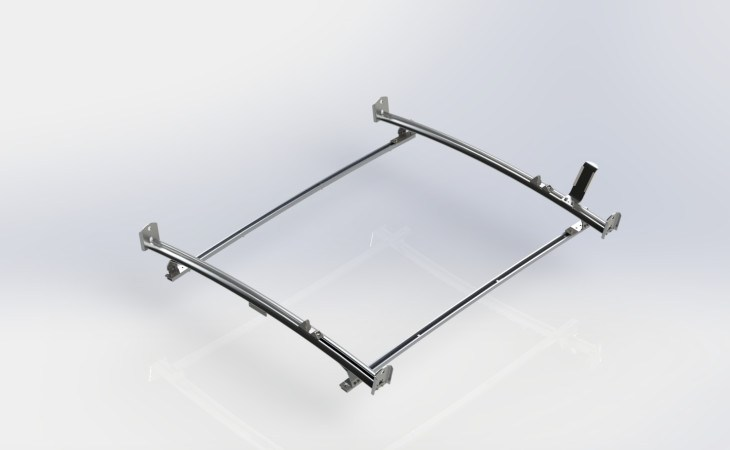 Ladder Rack for Van Truck Accessory