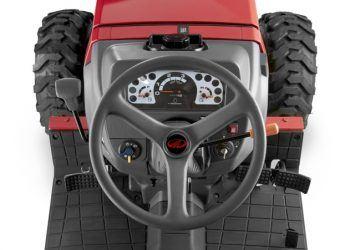 Mahindra Max 26 XL Tractor Steering Wheel and Panel