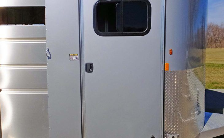 Mav Light Horse Trailer Sliding Window on Tack Room Door