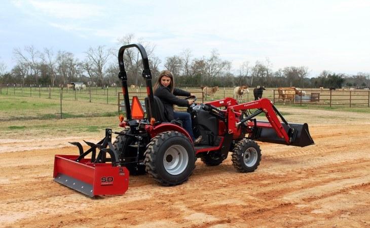 Mahindra Max26 Tractor