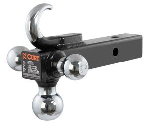 Multi-Ball Ball Mount - Three Balls and Hook