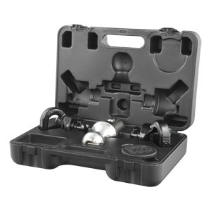 Curt OEM Compatible Hitch Kit Ball And Safety Hardware