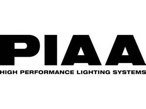 PIAA High Performance Lighting Systems Logo